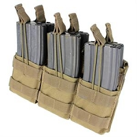 Condor - Triple Stacker M4 Mag Pouch