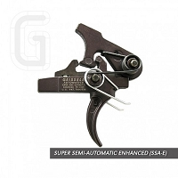Super Semi-Automatic Enhanced (SSA-E) - Geissele