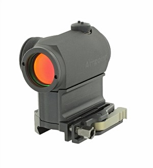 Aimpoint - Micro T-1 (AR15 ready - 2 MOA, LRP mount/39mm spacer)
