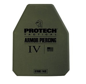 "2230 Type IV Rifle Plate 10"" x 12"" Multi-Curve - Protech Tactical"